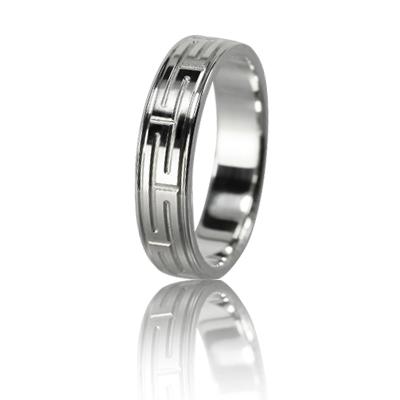 Женское обручальное кольцо 550-2L005 ♀