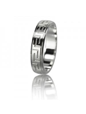 Женское обручальное кольцо 550-2L006 ♀