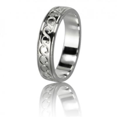 Женское обручальное кольцо 550-2L007 ♀