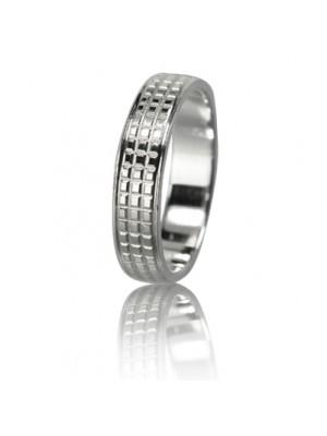Женское обручальное кольцо 550-2L009 ♀
