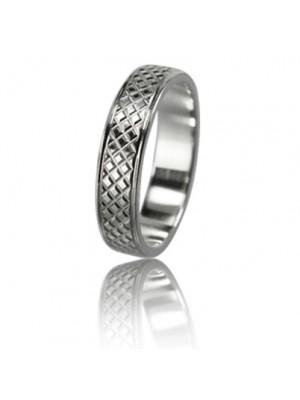 Женское обручальное кольцо 550-2L010 ♀