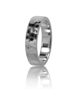 Мужское обручальное кольцо 550-2M001 ♂