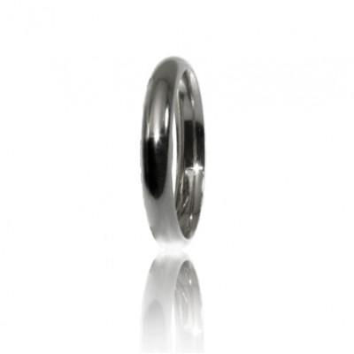 Мужское обручальное кольцо 550-2C007 ♂