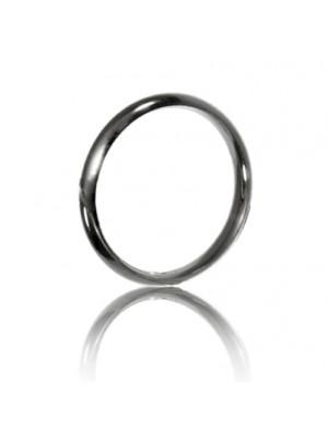 Женское обручальное кольцо 350-2C008 ♀