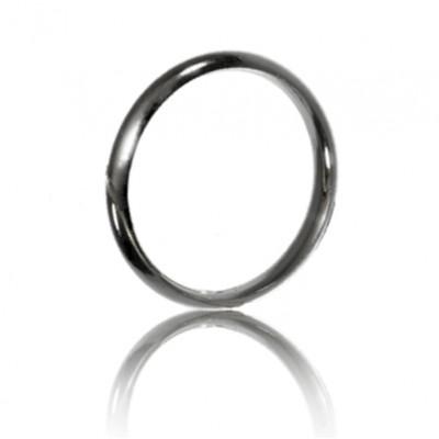Мужское обручальное кольцо 350-2C008 ♂