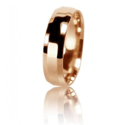 Женское обручальное кольцо 450-2D006 ♀