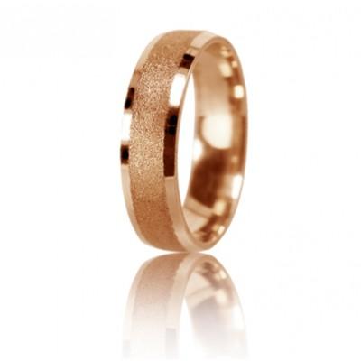 Женское обручальное кольцо 450-2D006M ♀