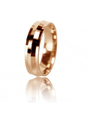 Women's wedding ring 450-2D007 ♀