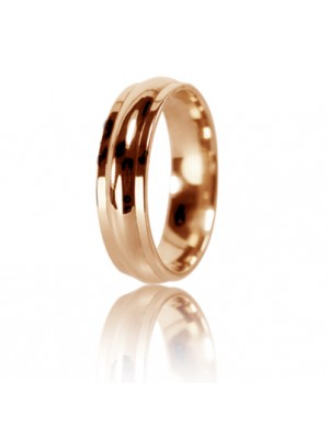 Women's wedding ring 450-2D008 ♀