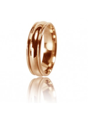 Women's wedding ring 450-2D009 ♀