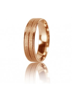 Women's wedding ring 450-2D021 ♀