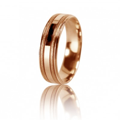 Women's wedding ring 450-2D022 ♀