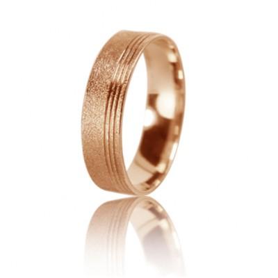 Женское обручальное кольцо 450-2D024