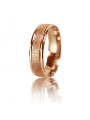 Women's wedding ring 450-2D025 ♀