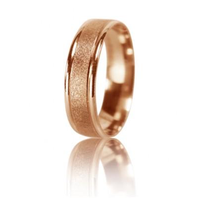 Женское обручальное кольцо 450-2D025 ♀