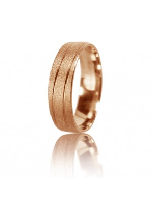 Women's wedding ring 450-2D026 ♀