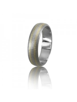 Men's wedding ring 950-2V021M ♂