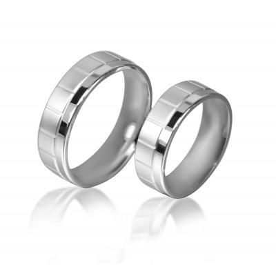 Обручальные кольца  с014