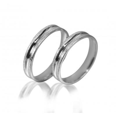 Обручальные кольца  с021