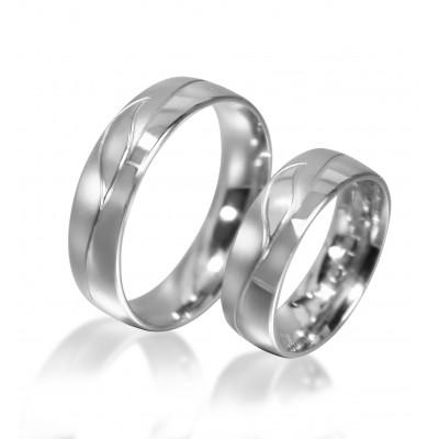 Обручальные кольца f003