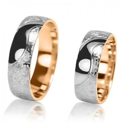 Обручальные кольца V031
