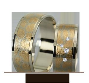Стильные обручальные кольца Золотой Вельон ТМ - подчеркнут ваш образ